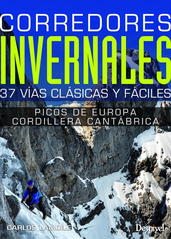 Portada del libro Corredores invernales. Picos de Europa y Cordillera Cantábrica [WEB]