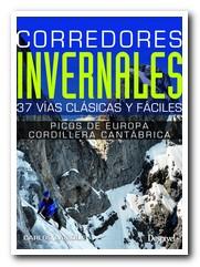 Portada del libro Corredores invernales. Picos de Europa y Cordillera Cantábrica [BAJA]