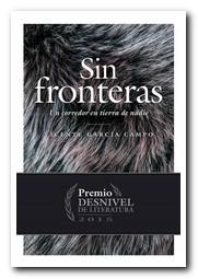 Portada del libro Sin Fronteras de Vicente García Campo [BAJA]