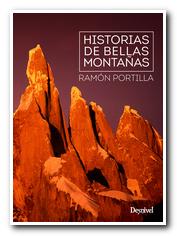 Portada del libro 'Historias de bellas montañas' de Ramón Portilla [BAJA]