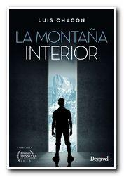 Portada del libro: La montaña interior, de Luis Chacón.