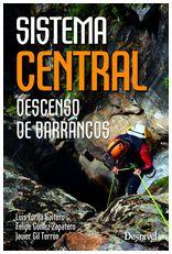 Portada de la guía de Barrancos: Sistema Central. Descenso de barrancos [BAJA]