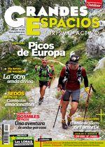 Portada de la revista Grandes Espacios nº 223. Especial Picos de Europa [NO USAR]