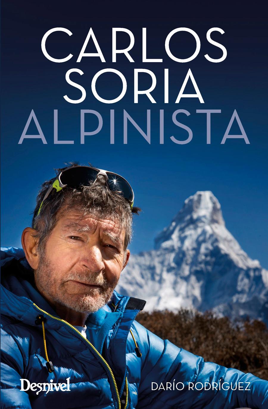 Biografía de Carlos Soria. Por Darío Rdríguez