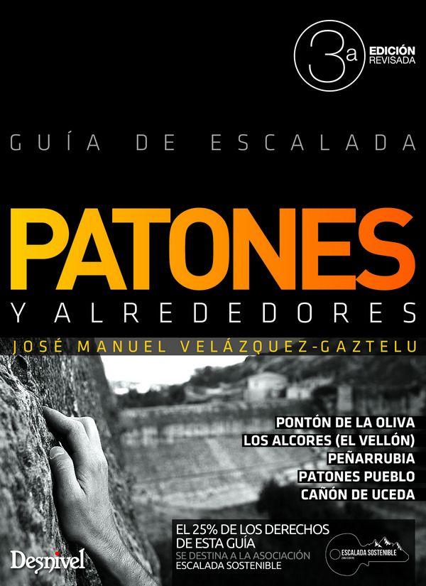 Portada de la guía Patones y Alrededores.