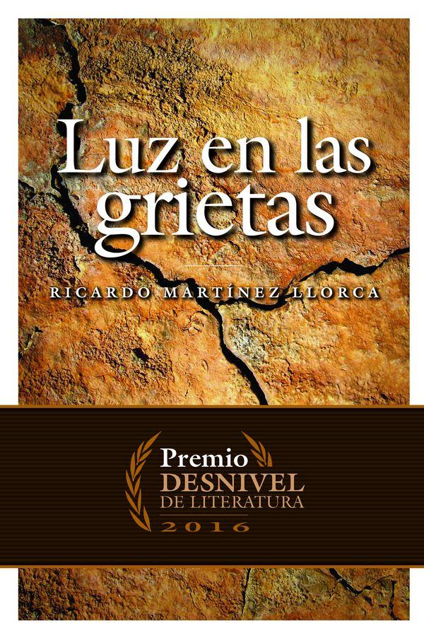 Luz en las grietas, de Ricardo Martínez Llorca. Premio Desnivel de Literatura 2016.