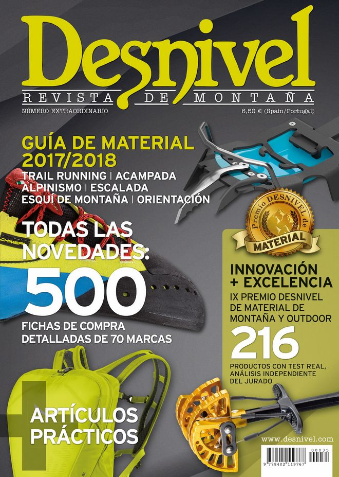 Portada Guía de Material 2017-2018. Especial Material