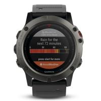 Reloj f?nix 5X de GARMIN, producto ganador del Premio Desnivel de Material 2017 (categoría Electrónica)