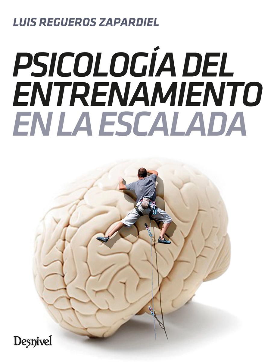 Portada del libro Psicología del entrenamiento en la escalada