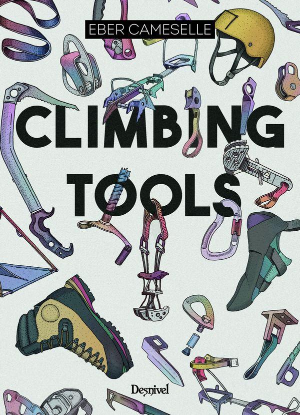 Portada de libro: Climbing Tools, por Eber Cameselle