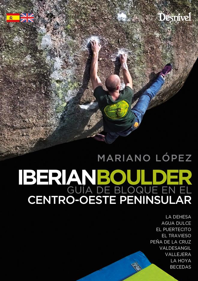 Portada de Iberian boulder. Guía de bloque en el centro-oeste peninsular