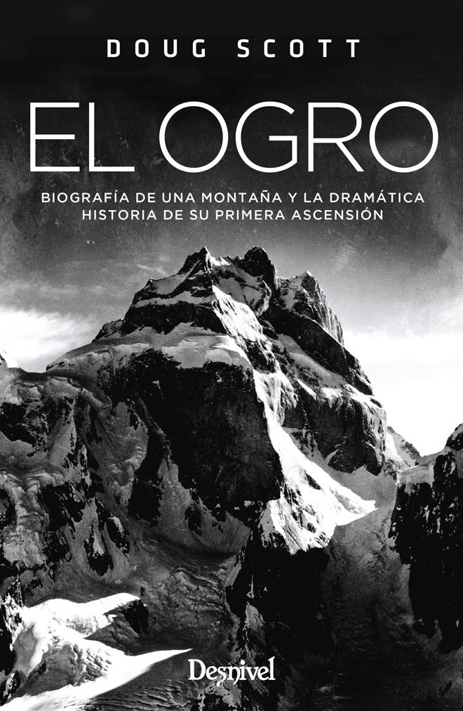 Portada del libro El ogro, por Doug Scoot.